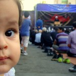 تجمع عزاداران امام صادق علیه السلام در روز شهات ایشان در محله مجیدیه تهران (10)