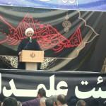 تجمع عزاداران امام صادق علیه السلام در روز شهات ایشان در محله مجیدیه تهران (11)