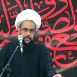تجمع عزاداران امام صادق علیه السلام در روز شهات ایشان در محله مجیدیه تهران (12)