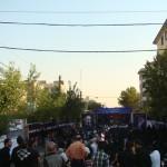 تجمع عزاداران امام صادق علیه السلام در روز شهات ایشان در محله مجیدیه تهران (13)