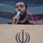تجمع عزاداران امام صادق علیه السلام در روز شهات ایشان در محله مجیدیه تهران (16)