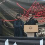 تجمع عزاداران امام صادق علیه السلام در روز شهات ایشان در محله مجیدیه تهران (19)