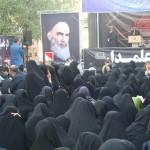 تجمع عزاداران امام صادق علیه السلام در روز شهات ایشان در محله مجیدیه تهران (20)